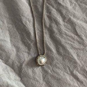 David Yurman Pearl Necklace